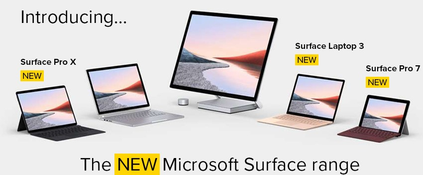 surface pro 6 leasing in ireland
