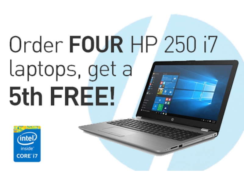 HP 250 i7 Laptop